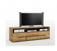 TV-Kommode Lola TV Lowboard Sideboard in Wildeiche teilmassiv Breite 163cm